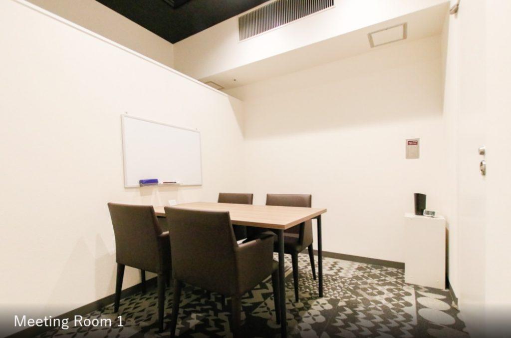 渋谷レンタルオフィス_シェアオフィス_THE HUB青山west_会議室