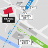 WorkOn西友町田店の地図_アクセス