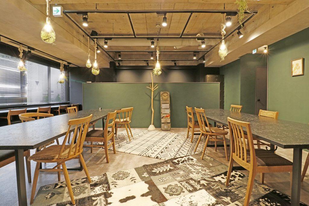 渋谷バーチャルオフィス_THE HUB 渋谷
